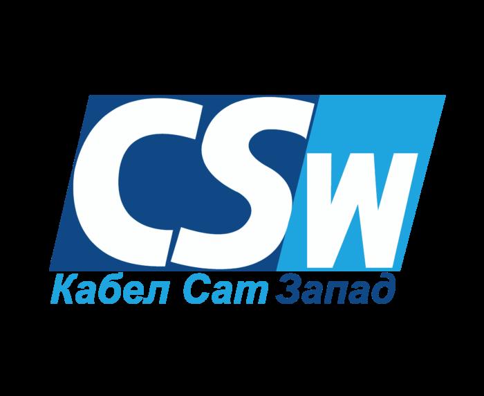 Кабел Сат-Запад лого